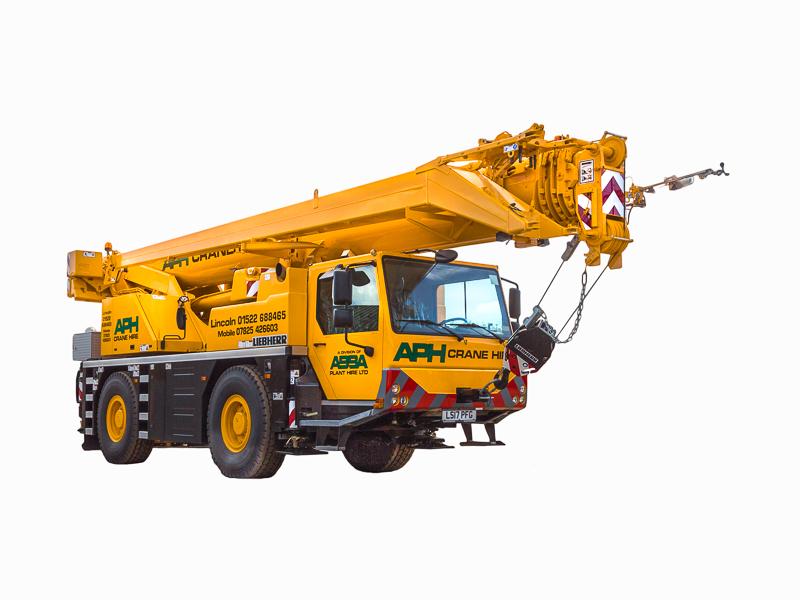 Crane Hire, Cherry Picker, Scissor Lift, Access Booms